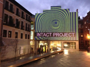 Medialab-Prado facade